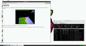 Dodana je podpora Webkit HTML5, vključno s Canvasom