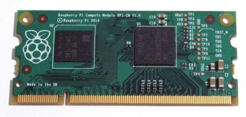 Računalniški modul Raspberry Pi