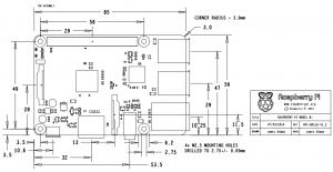 Mehanske specifikacije: potrebovali jih boste ob izdelavi ohišja ali drugih oblik.