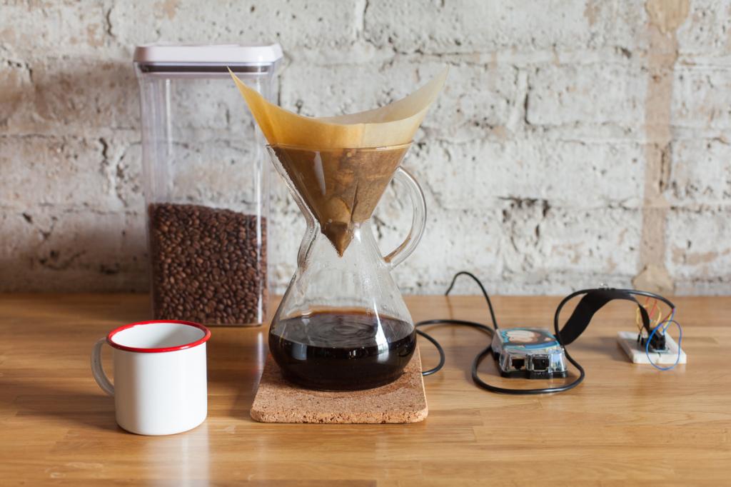 Sveža kava z Raspberry Pijem