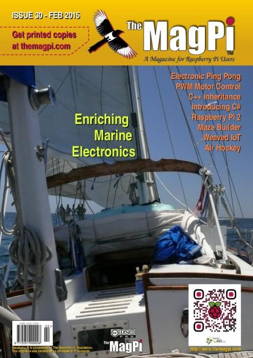 The MagPi 30, Februar 2015