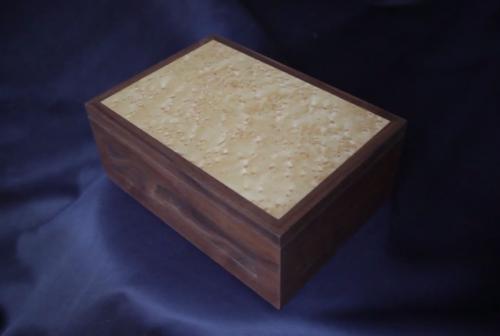 Raspberry Pi - škatla s prstanom
