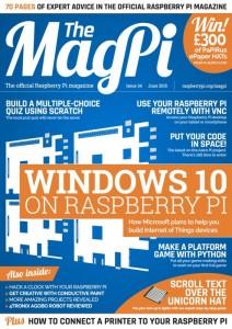 The MagPi, junij 2015