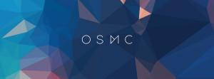 Logotip operacijskega sistema OSMC.